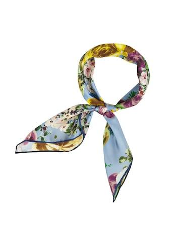Codello Seidentuch, aus reiner Seide mit Blumen-Muster kaufen