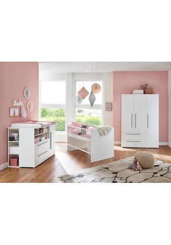 arthur berndt Babyzimmer-Komplettset »Romy«, (Set, 4 tlg.), Made in Germany kaufen