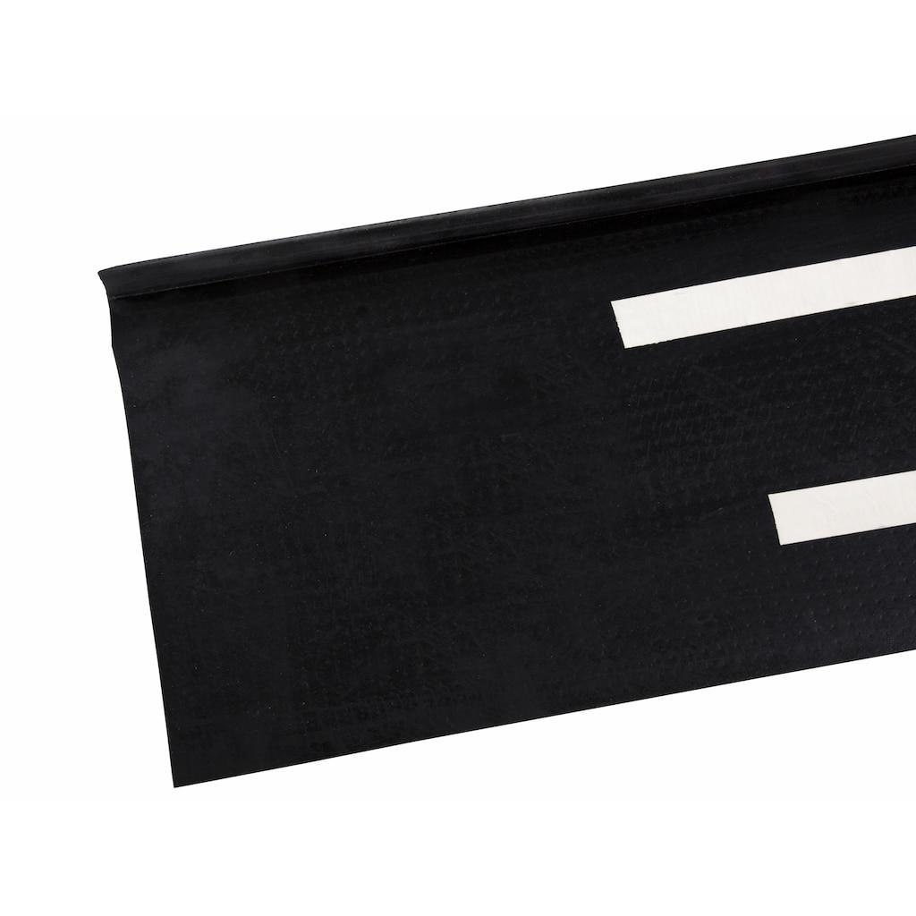 Andiamo Stufenmatte »Gummi«, rechteckig, 7 mm Höhe, Gummi-Stufenmatten, Treppen-Stufenmatten, In- und Outdoor geeignet, 5 Stück in einem Set