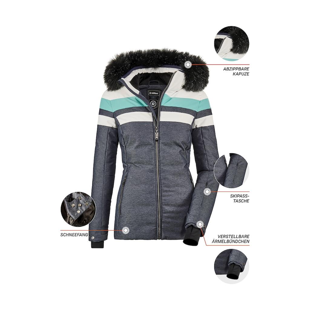 Killtec Skijacke »Atka WMN Quilted Ski JCKT D«