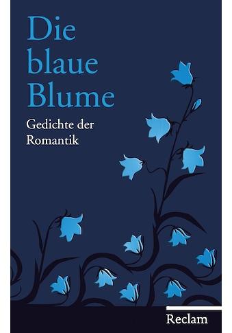 Buch »Die blaue Blume / Dietrich Bode« kaufen