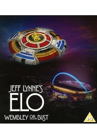 Musik-CD »Jeff Lynne's ELO - Wembley or Bust (2 CD/1 DVD) / Jeff Lynne's ELO« kaufen
