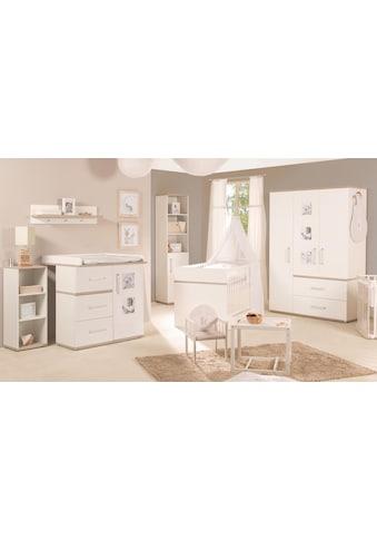 roba® Babyzimmer-Komplettset »Moritz«, (Set, 3 tlg.), schmal; Made in Europe kaufen