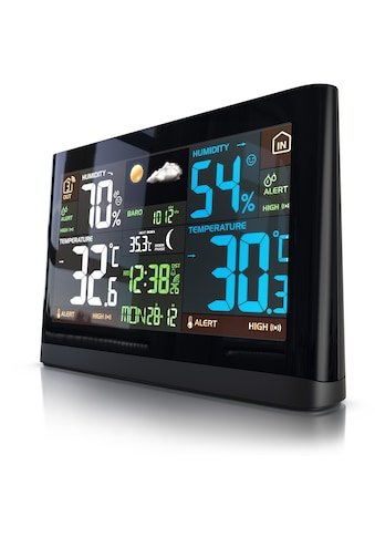 BEARWARE Funk Wetterstation mit Außensensor kaufen