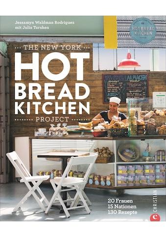 Buch »The New York Hot Bread Kitchen Project / Jessamyn Waldmann Rodriguez, Julia... kaufen