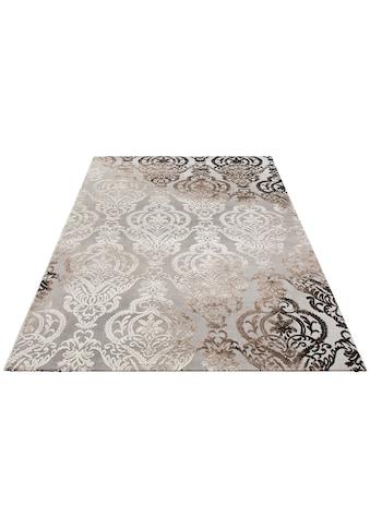 Teppich, »Bahar«, merinos, rechteckig, Höhe 12 mm, maschinell gewebt kaufen