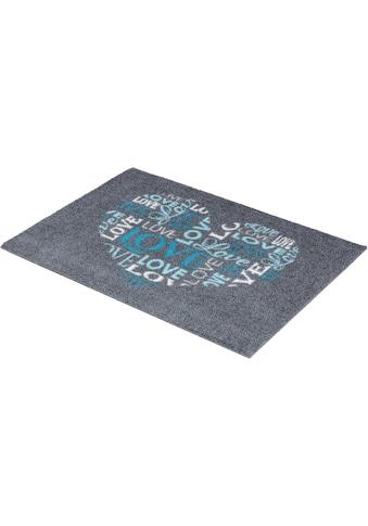 ASTRA Fußmatte »Felicido 802«, rechteckig, 6 mm Höhe, Fussabstreifer, Fussabtreter,... kaufen