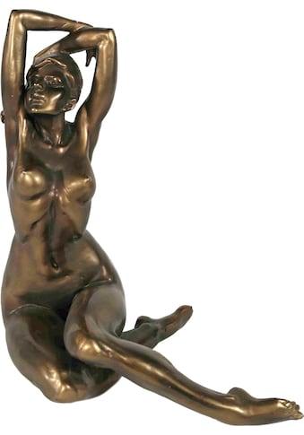 Casa Collection by Jänig Dekofigur »Frauenskulptur«, bronzefarben kaufen