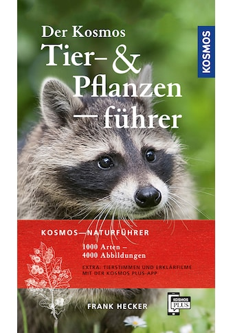 Buch »Der Kosmos Tier- und Pflanzenführer / Frank Hecker« kaufen