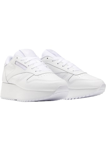 Reebok Classic Plateausneaker »Classic Leather Double« kaufen