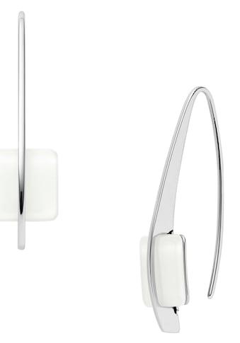Skagen Paar Ohrhaken »SEA GLASS, SKJ1389040«, mit Glassteinen kaufen