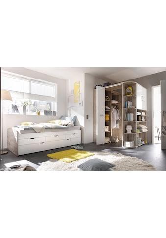 Begabino Eckkleiderschrank »Corner«, begehbar kaufen