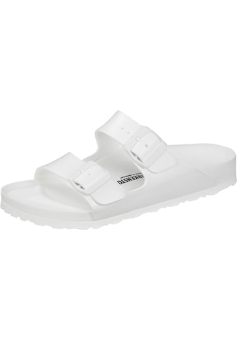 Birkenstock Sandale »129443«, Arizona white kaufen