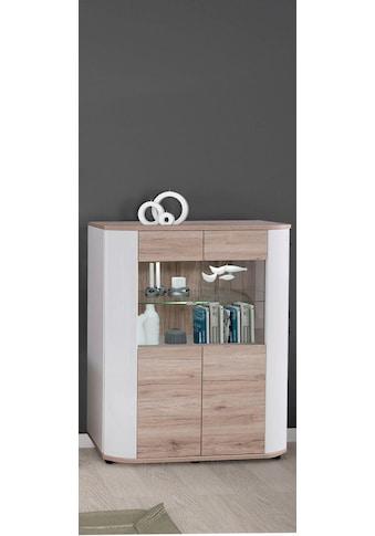 INOSIGN Standvitrine »Rondo«, Höhe 130 cm kaufen