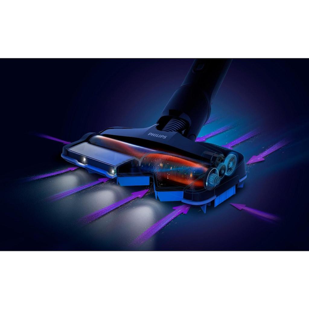 Philips Akku-Hand-und Stielstaubsauger »XC7042/01«, SpeedPro Max beutellos, 65 Min. Akkulaufzeit