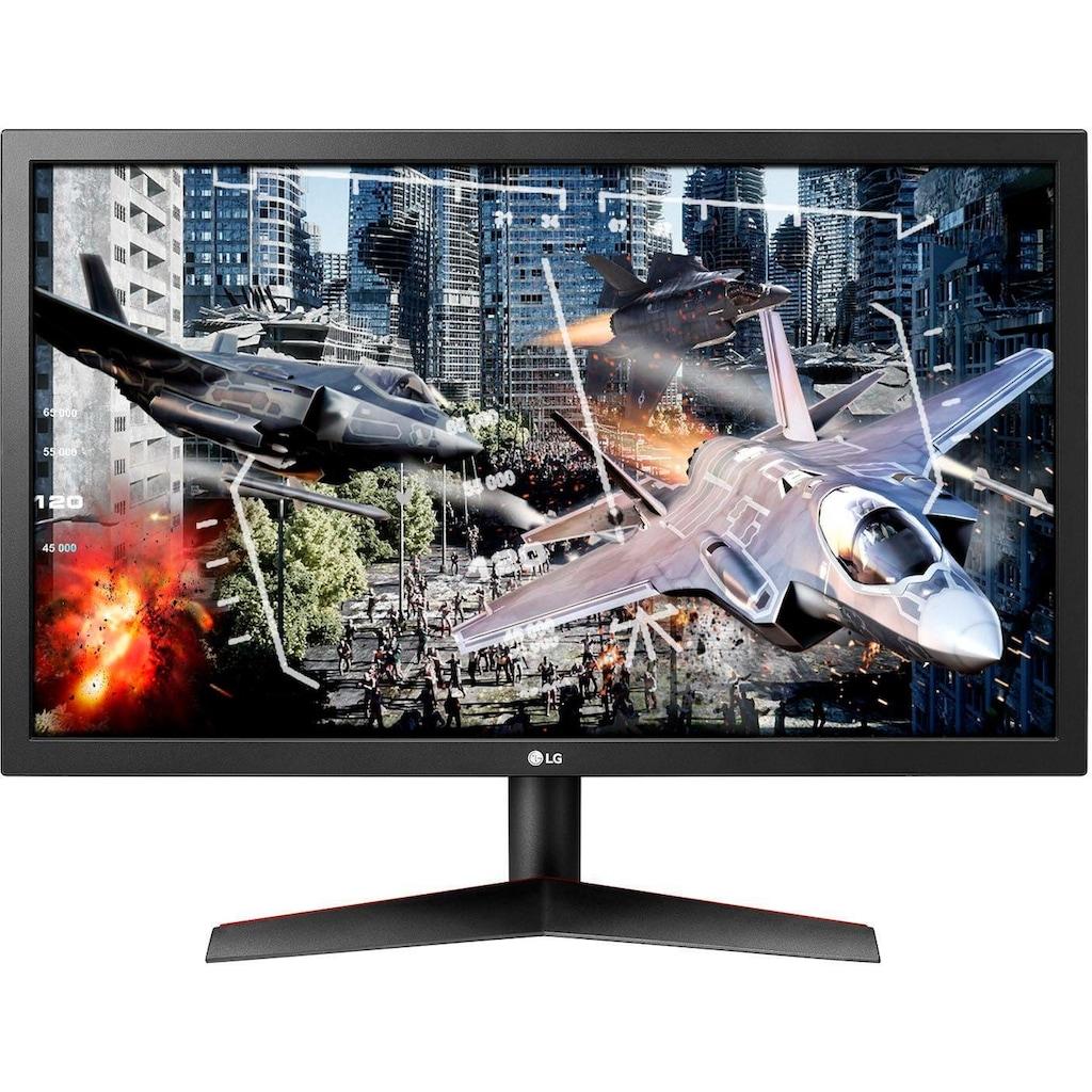 "LG Gaming-Monitor »24GL600F«, 60 cm/24 "", 1920 x 1080 px, Full HD, 1 ms Reaktionszeit, 144 Hz"