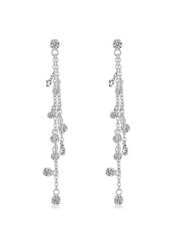 AILORIA Paar Ohrhänger »LAVANDE Ohrringe«, mit Silberkristall kaufen
