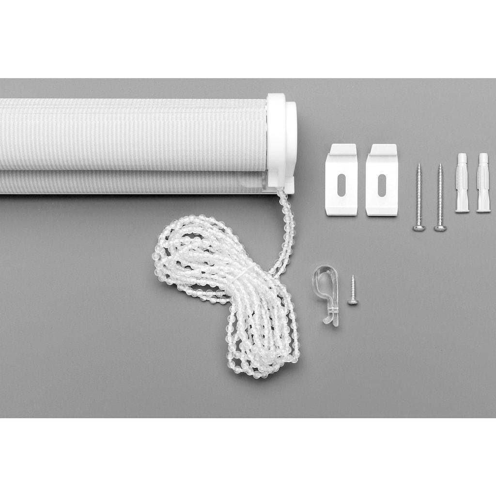Good Life Doppelrollo nach Maß »Kena«, Lichtschutz, freihängend, 25mm Welle für Breiten bis 160cm
