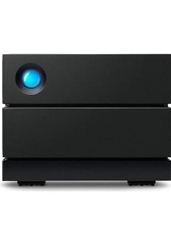 "LaCie NAS-Server »2big RAID 16TB Thunderbolt 3 USB-C«, externe Festplatte, 3.5"" kaufen"