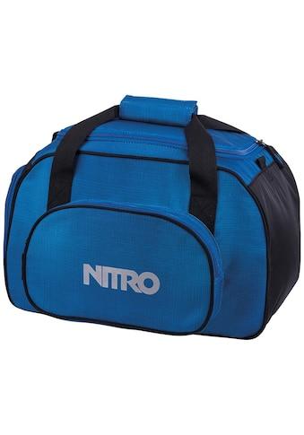 NITRO Sporttasche »Duffle Bag XS, Blur Brilliant Blue« kaufen