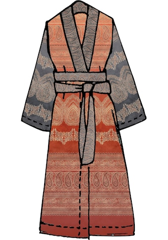 Bassetti Damenbademantel »Brunelleschi«, in Kimonoform kaufen
