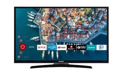 Hitachi LED - Fernseher (32 Zoll, Full HD, Smart TV, Triple Tuner) »F32E4000« kaufen