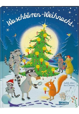 Buch »Waschbären-Weihnacht / Judith Allert, Ina Clement« kaufen