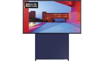 "Samsung QLED-Fernseher »GQ43LS05TAU ""The Sero""«, 108 cm/43 "", 4K Ultra HD, Smart-TV, 360° Drehbarer Bildschirm kaufen"