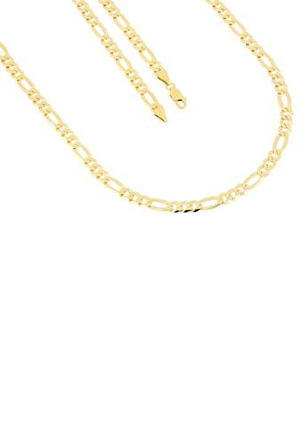 Firetti Kette ohne Anhänger »in Figarokettengliederung, 5,3 mm, glänzend, vergoldet, klassisch, zeitlos, 6 - fach diamantiert« kaufen