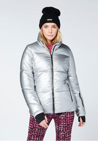 Chiemsee Skijacke »Ultraleichte Skijacke im Glossy Look« kaufen
