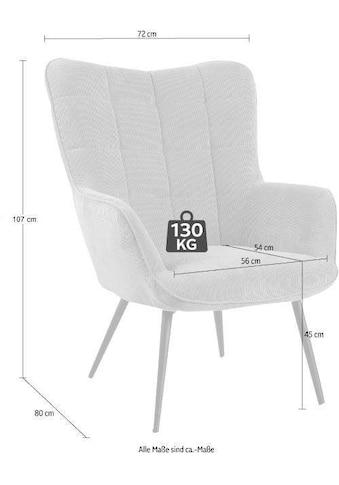 Homexperts Sessel »Ulla« (1 - tlg.) kaufen