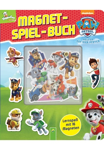 Buch »PAW Patrol Magnet-Spiel-Buch / DIVERSE« kaufen