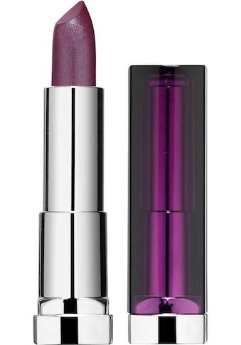 MAYBELLINE NEW YORK Lippenstift »Color Sensational Blushed Nudes« kaufen