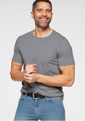 OLYMP T-Shirt »Level Five body fit«, mit Rollkanten kaufen