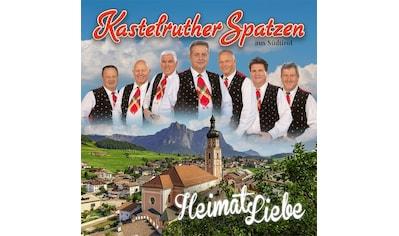 Musik-CD »Heimatliebe / Kastelruther Spatzen« kaufen
