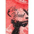 Hangowear Trachtenshirt, Damen mit Hirschmotiv aus Pailletten