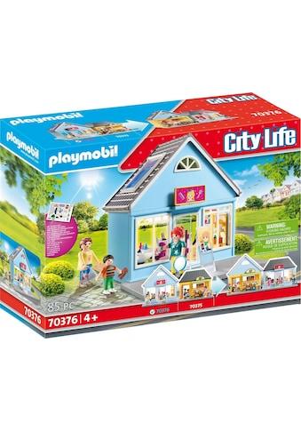 "Playmobil® Konstruktions - Spielset ""Mein Friseursalon (70376), City Life"", Kunststoff, (85 - tlg.) kaufen"