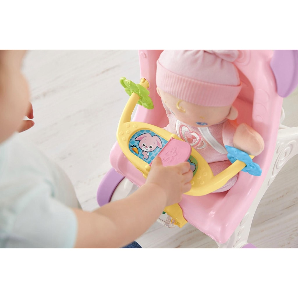 Fisher-Price® Puppenwagen »Sweet Pink«