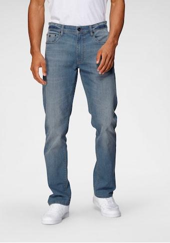 H.I.S Comfort-fit-Jeans »ANTIN«, Nachhaltige, wassersparende Produktion durch OZON WASH kaufen