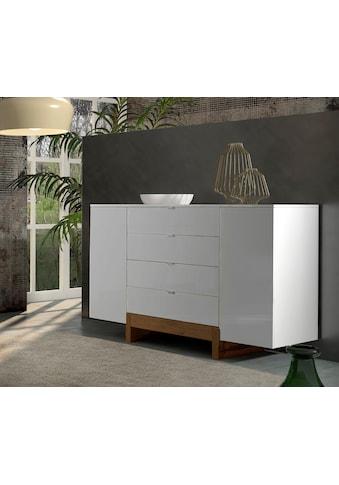 KITALY Sideboard »FIORELLA«, Breite 125 cm kaufen