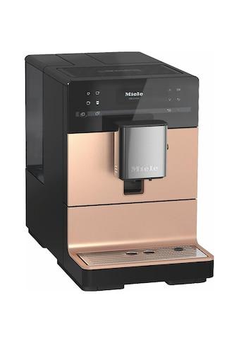 Miele Kaffeevollautomat »Miele Stand-Kaffeevollautomat CM 5510 Silence Roségold PearlFinish« kaufen