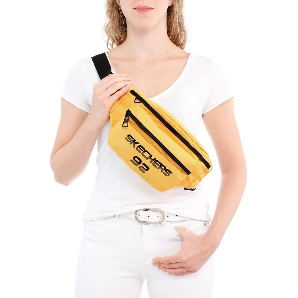 Skechers Bauchtasche, mit praktischem Reißverschluss-Rückfach