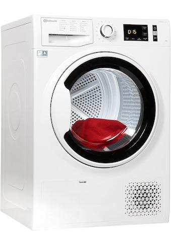 BAUKNECHT Wärmepumpentrockner T Soft M11 82WK DE, 8 kg kaufen