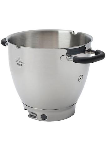 KENWOOD Küchenmaschinenschüssel »Cooking Chef Induktions-Rührschüssel KAT911SS«, passend für Kenwood KCC9000 Serie, Kenwood Cooking Chef Gourmet kaufen