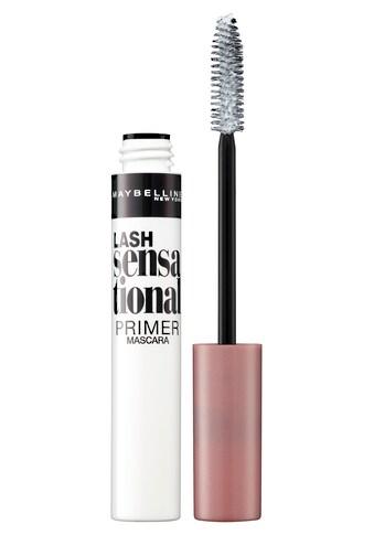 MAYBELLINE NEW YORK Mascara »Lash Sensational Primer«, Ideale Mascara-Base kaufen