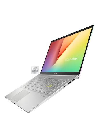 """Asus ASUS VivoBook S15 S533FL - BQ025T »39,6 cm (15,6"""") i7, 8GB, 512GB SSD +32GB, MX250« kaufen"""