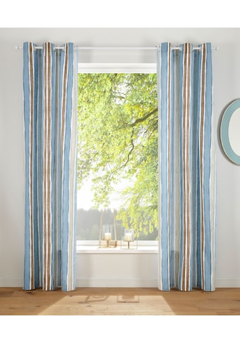 Guido Maria Kretschmer Home&Living Vorhang »Streifen«, Nachhaltig kaufen