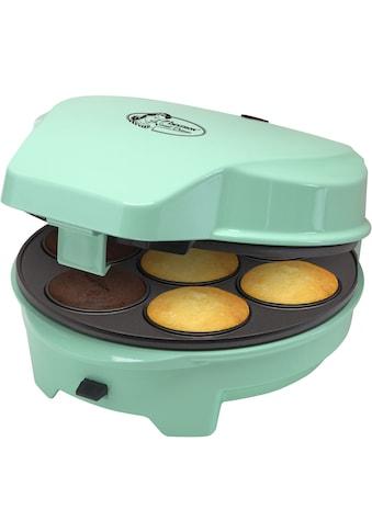 bestron Muffin-Maker »Sweet Dreams«, 700 W, im Retro Design, mit 3 auswechselbaren... kaufen