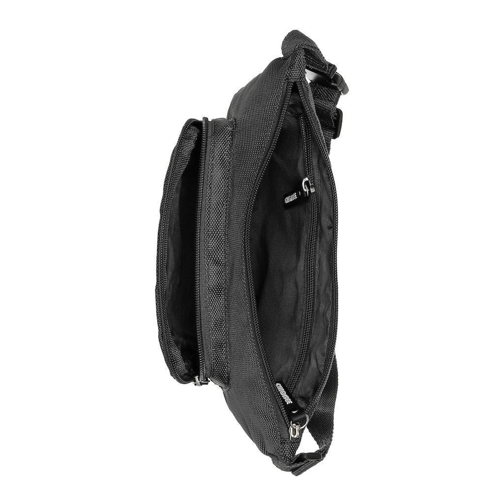 Chiemsee Gürteltasche, mit praktischem Reißverschluss-Rückfach