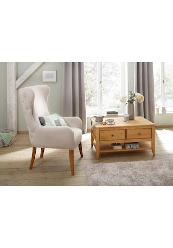 Home affaire Ohrensessel »Shabelle«, in zwei verschiedenen Farben und toller... kaufen
